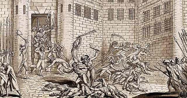 Massacres in prisons
