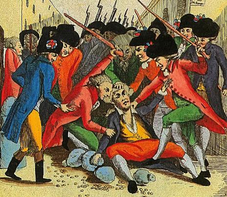 Jacobin coup