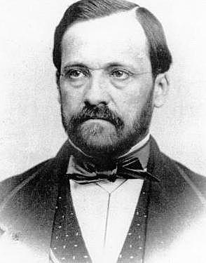 Louis Pasteur is born in the town of Dole