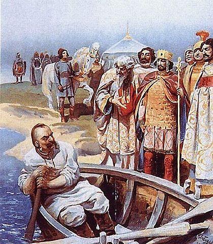 Договор Иоанна Цимисхия и Святослава