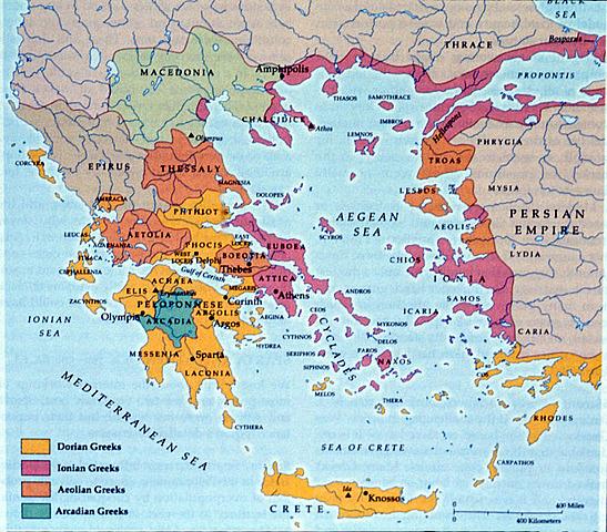 Invasão dos Jónios