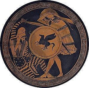 Os Persas dominam algumas cidades -estado na Jónia