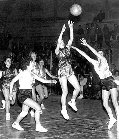 Primer campeonato femenil
