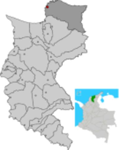 Fundacion de Santa Marta