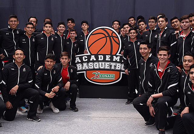 Creación de la Academia de Basquetbol