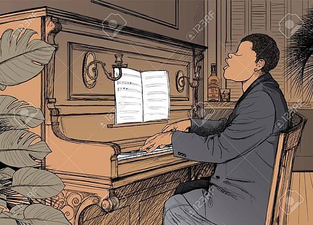 Los pianos y pianolas en el ragtime