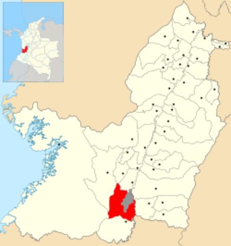 Sebastián de Belalcázar funda la ciudad de Cali.