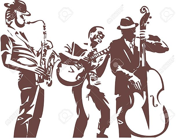 Primeros musicos de Jazz en Nueva Orleans