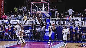 Celebración número XIX del Juego de Estrellas de la Liga Nacional de Baloncesto Profesional.