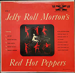Jelly Roll Morton en Chicago y los Red Hot Peppers