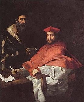 Tasso entra al servizio del cardinale Ippolito d'Este