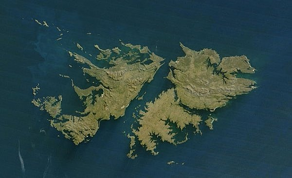 Usurpación Británica de las Islas Malvinas