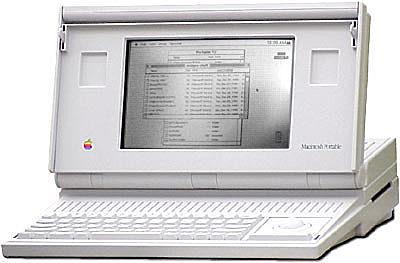 aparecimento do primeiro computador portátil
