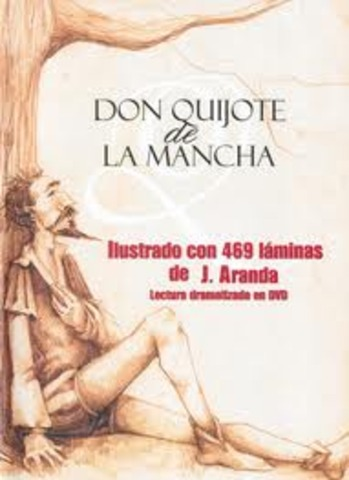 ¿don quijote ?