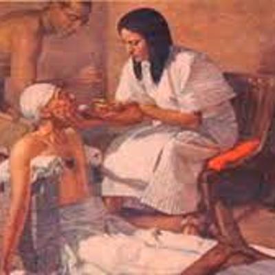 MEDICINA EGIPCIA  timeline