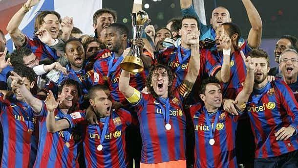 El Barça va guanyar la lliga