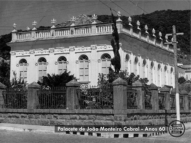 Palacete de João Monteiro Cabral