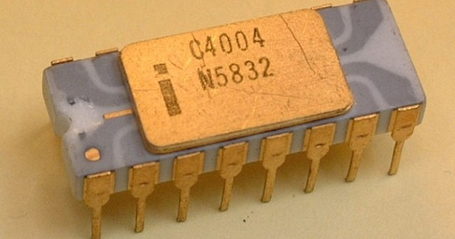 Primeiro processador