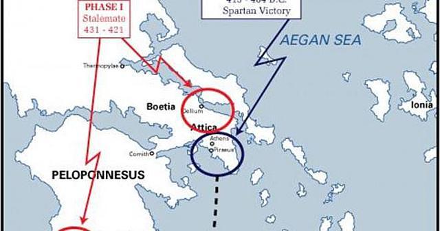 Peloponnesiska kriget