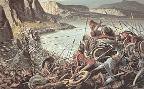 Slaget vid Thermopyle