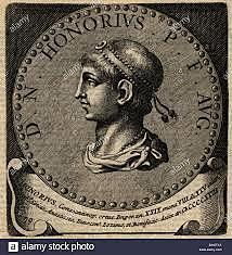 Bad news from Honorius