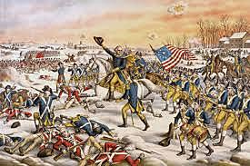 At the time of American Revolution