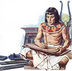 La scrittura e le prime scuole degli Scribi in Mesopotamia
