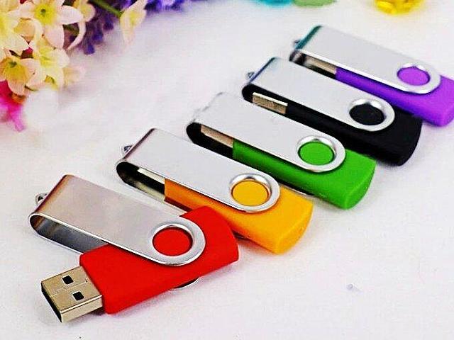 L'aparició de la memòria USB