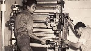 L'invenció de la impressora