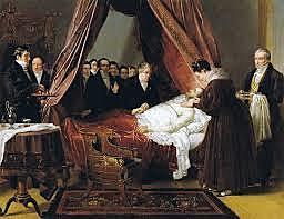 1833 Muerte de Fernando VII