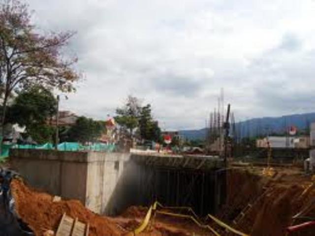 construccion del colegio provenza