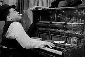 El piano en el Harlem