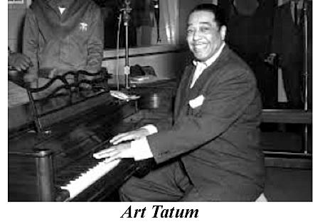 Nace Art Tatum y el Harlem en su vida
