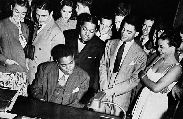 Art Tatum y el piano