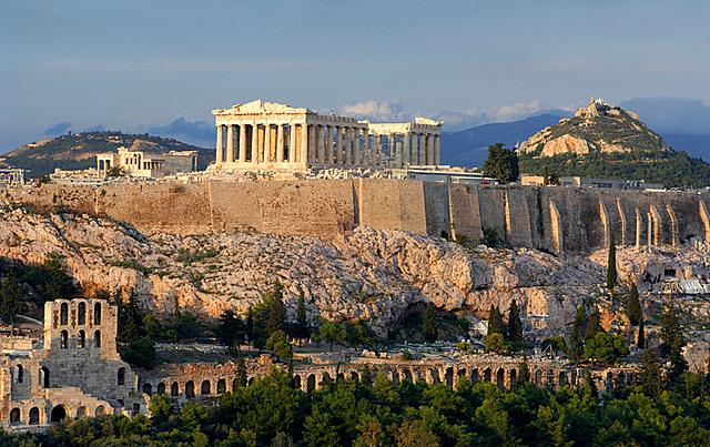 Grekiska antikens storhetstid