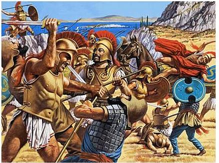 Persernas erövning