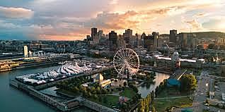 Viatge a Montreal, canadà