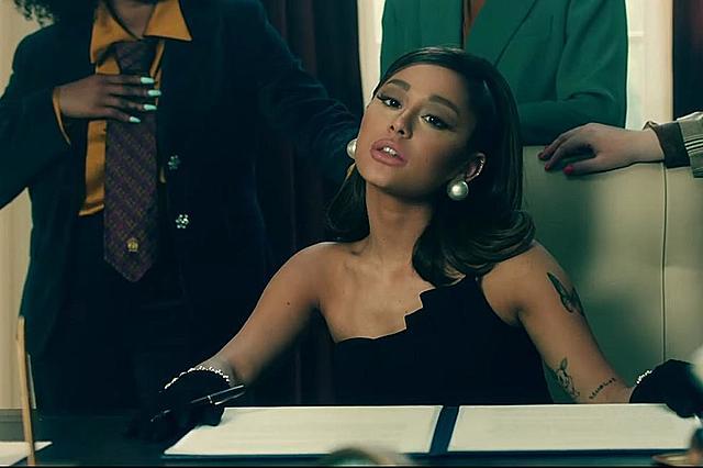 Últim single de Ariana Grande