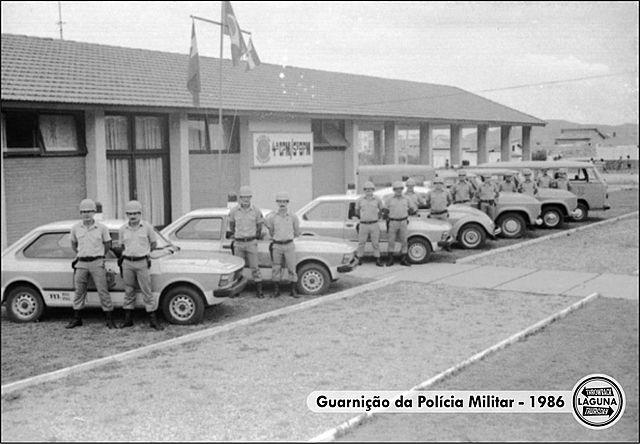 Guarnição da Polícia Militar