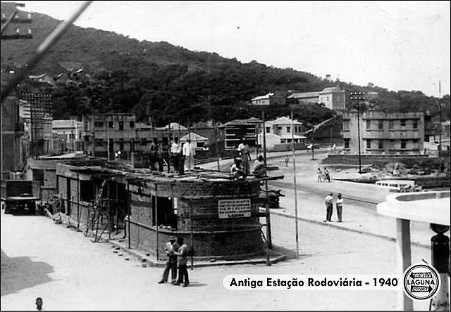 Antiga Estação Rodoviária