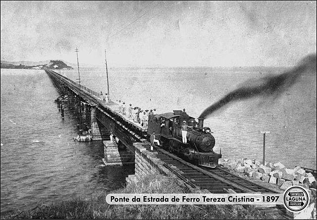 Ponte da Estrada de Ferro Tereza Cristina