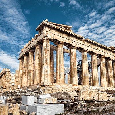 Edades de la historia de Grecia timeline