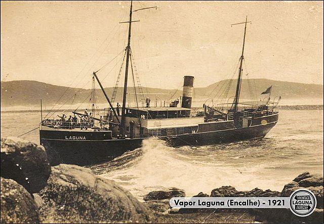 Vapor Laguna (Encalhe)