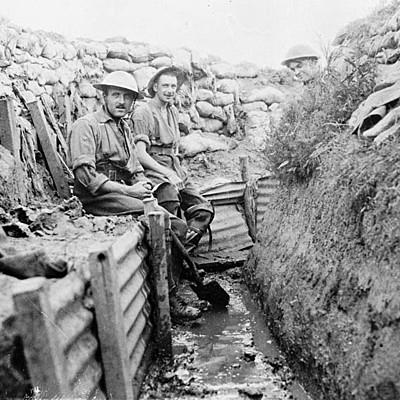 A 1ª guerra mundial timeline
