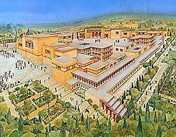 Knossos/Kreta
