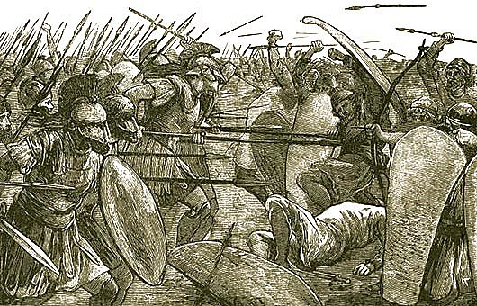 Persernas erövningar