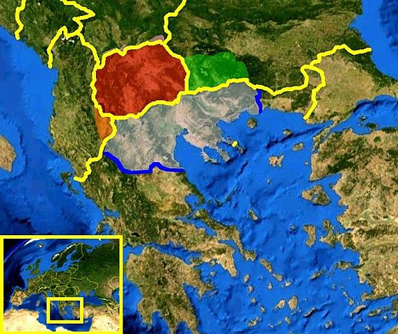 Makedonien/Kung Filip
