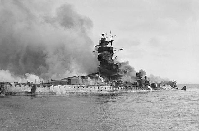 Ataque alemán a buques petroleros mexicanos