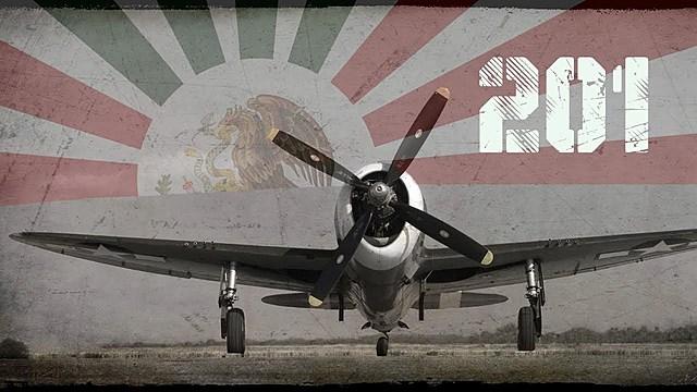 Envío del Escuadrón 201 a Filipinas