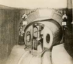 New York first Subway line